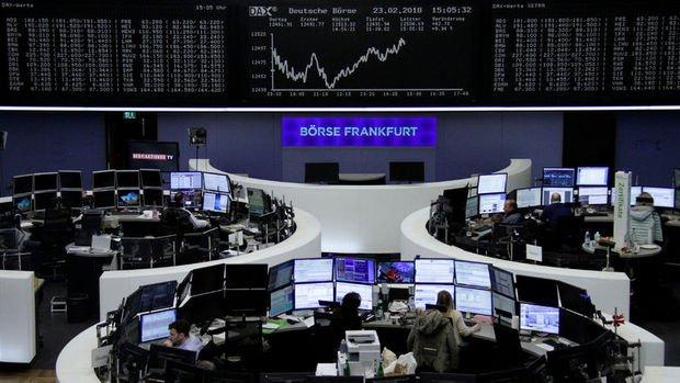 Avrupa hisseleri yükseldi