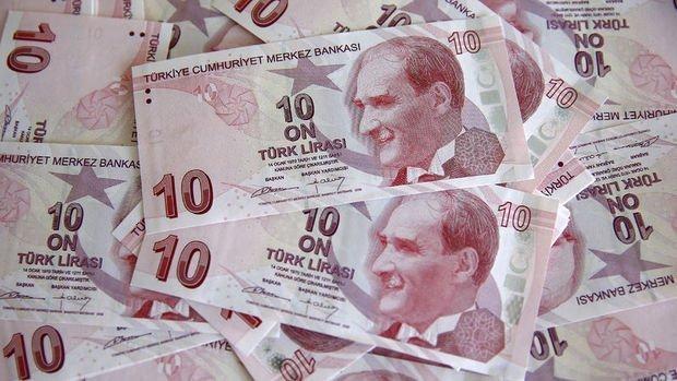 Bankaların aktif büyüklüğü 3,3 trilyon lira oldu