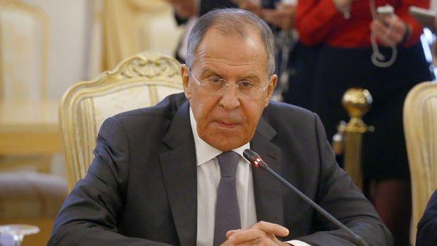 Lavrov: ABD'nin St.Petersburg'daki konsolosluğunu kapatacağız