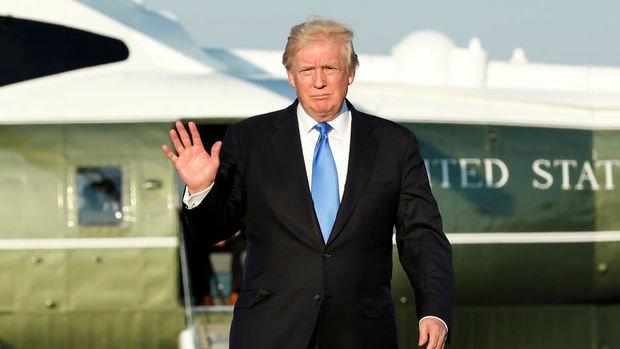 Trump: Çok yakında Suriye'den çıkacağız