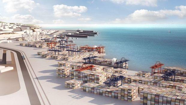 Dış ticaret açığı Şubat'ta %54.2 arttı