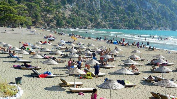 Yabancı turist sayısı Şubat'ta %31.7 arttı