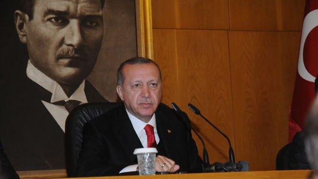 Erdoğan: Döviz kurunu öcü gibi kullananlara kötü haber vereyim