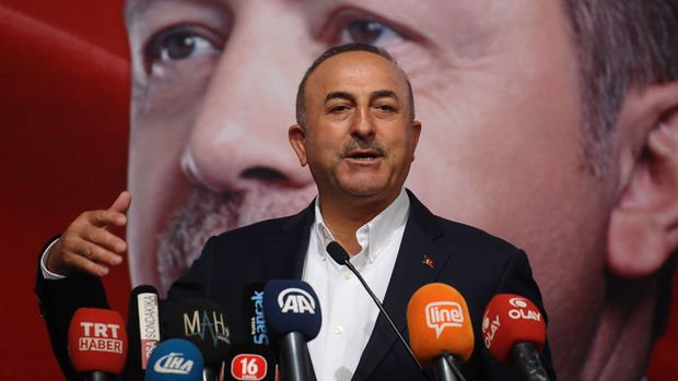 Bakan Çavuşoğlu'ndan Fransa'ya tepki