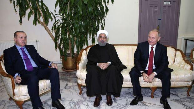 Yetkili: Türkiye-İran-Rusya zirvesinde çatışmasızlık bölgeleri görüşülecek