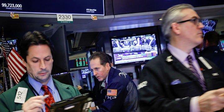 ABD borsalarında düşüşler yüzde 3