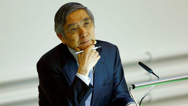 BOJ/Kuroda: QE'den çıkış stratejisini konuşmak için çok erken