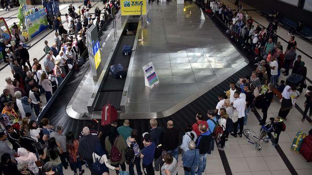 Antalya'da yabancı turistte üç ayda yüzde 45 artış