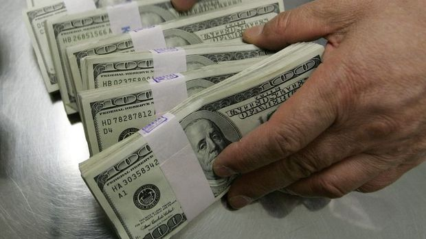 Finans dışı şirketlerin döviz pozisyon açığı Ocak'ta 221.5 milyar dolar
