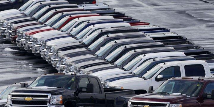 ABD oto devlerinin satışları bekleneni aştı