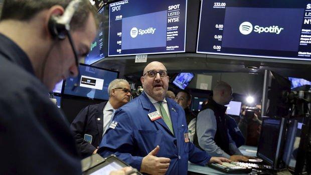 Spotify'ın piyasa değeri 26,5 milyar dolar oldu