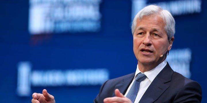 JP Morgan/Dimon: Piyasa Fed