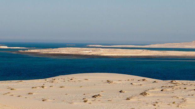 Suudi Arabistan'ın çılgın kanal projesi Katar'ı adaya dönüştürecek