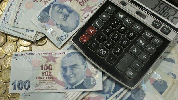 Hazine nakit dengesi Mart ayında 6 milyar 662 milyon lira açık verdi