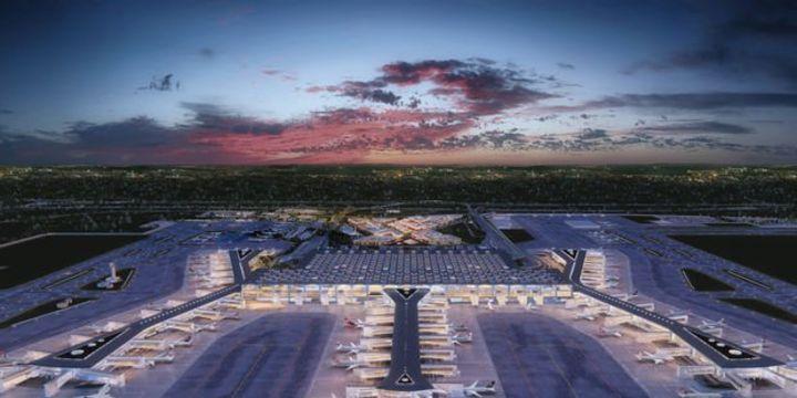 """İstanbul Yeni Havalimanı """"güvenlik"""" iş başvurusuna dört katı talep geldi"""