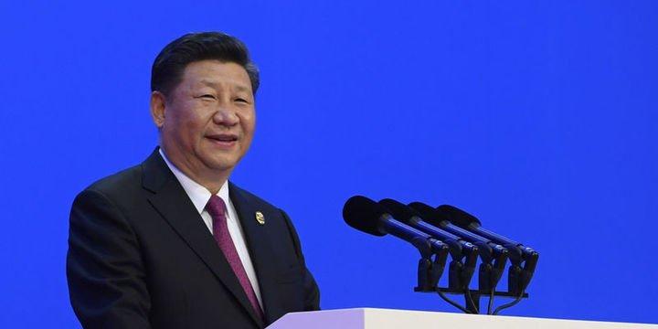 Asya paraları Çin Devlet Başkanı