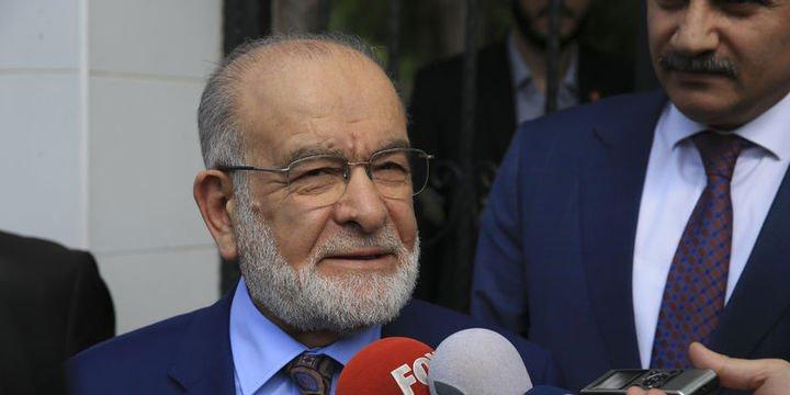Karamollaoğlu: İYİ Parti ve Demokrat Parti ile ilkeler bazında bir ittifak var