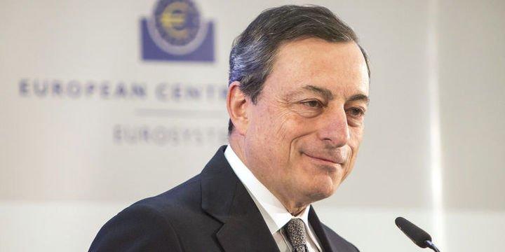 AMB/Draghi: Enflasyonun AMB hedefine ulaşacağına eminim