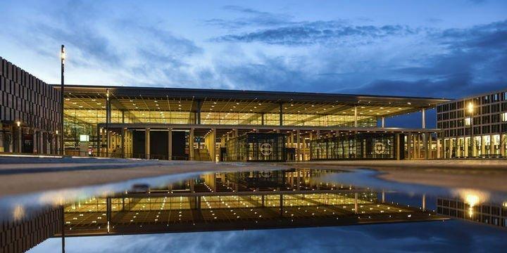 Berlin Brandenburg Havalimanı 2020