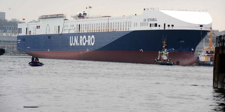 UN Ro-Ro 950 milyon euroya Danimarkalı DFDS