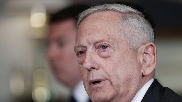 ABD Savunma Bakanı: Suriye'deki iç savaşa dahil olmayacağız