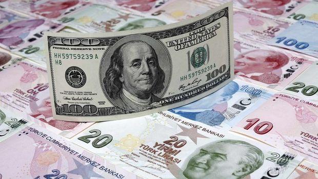 Dolar/TL haftanın son işlem gününde sakin seyretti