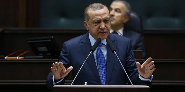 Erdoğan: Rejimin saldırılarının cevapsız kalması düşünülemezdi