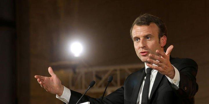Macron: Esad rejiminin kimyasal kapasitesi yok edildi