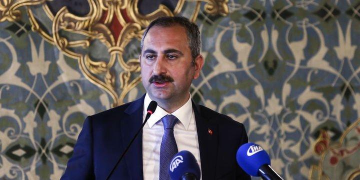 Bahçeli Adalet Bakanı Gül ile görüşüyor