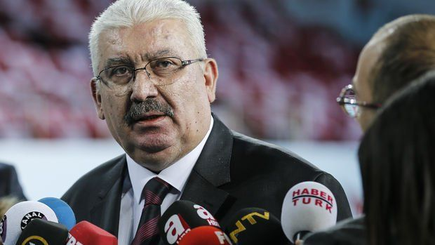 MHP/Yalçın: Erken seçim açıklaması danışıklı dövüş değil