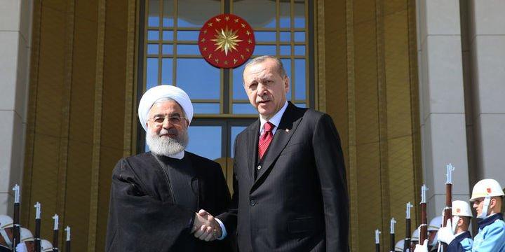 Cumhurbaşkanı Erdoğan, Ruhani