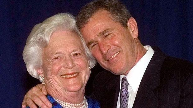 Eski first lady Barbara Bush hayatını kaybetti