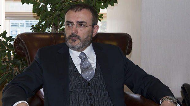 AK Parti'li Ünal'dan erken seçim açıklaması