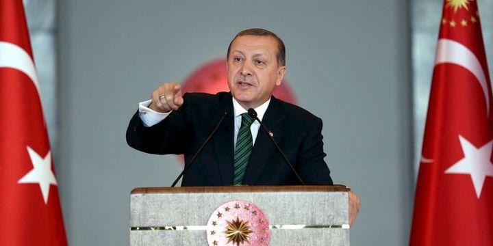 Cumhurbaşkanı Erdoğan 15:30