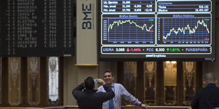 Avrupa borsaları yatay, emtia fiyatları madencilik hisseleriyle yükseldi
