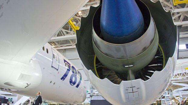 THY'nin Boeing 787 Dreamliners uçakları GE motoru kullanacak
