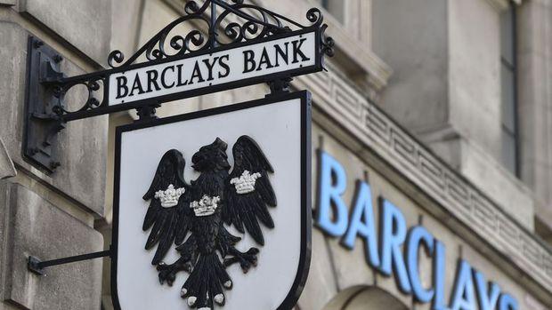 Barclays'in ilk çeyrek karı tahminleri karşıladı