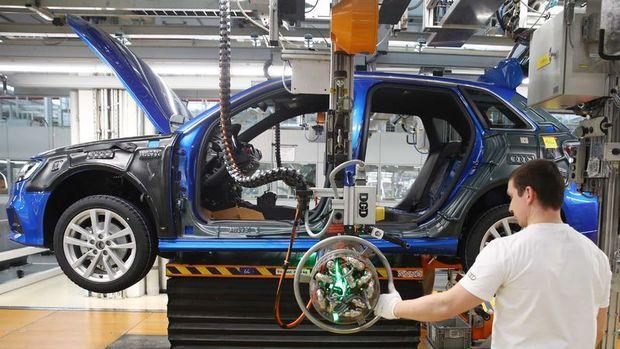 Avrupa otomotiv pazarı ilk çeyrekte % 0,8 büyüdü