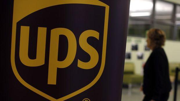 UPS'nin ilk çeyrek karı tahminlerin üzerinde geldi