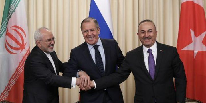 Üçlü zirveden sonra Rusya