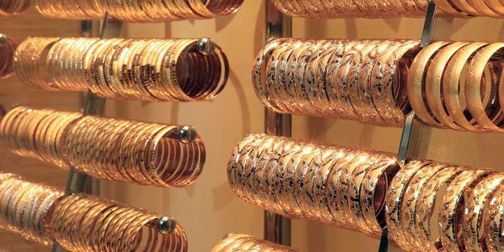 Altının gram fiyatı haftaya düşüşle başladı