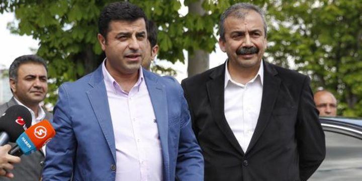 Selahattin Demirtaş ve Sırrı Süreyya Önder için 5 yıl ceza talep edildi