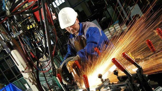 Türkiye'de imalat PMI Nisan'da geriledi