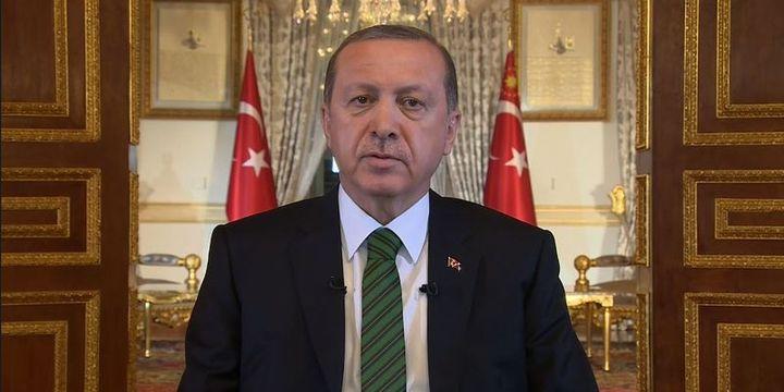Erdoğan: Kanal İstanbul