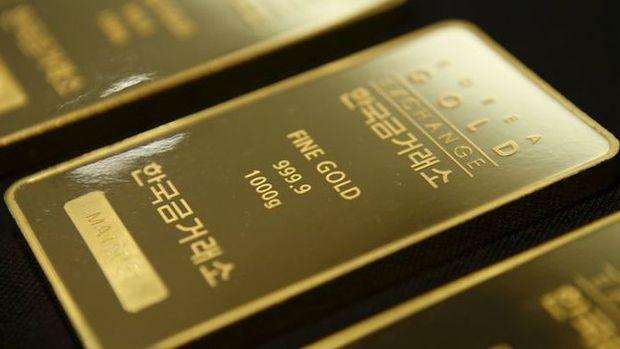 Altın Fed toplantısı sonrası yükseldi