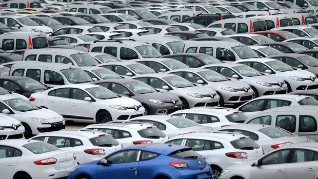 ODD: Otomobil ve hafif ticari araç satışları Nisan'da yıllık % 6.4 azaldı