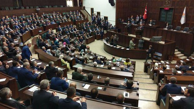 AK Parti grup kararı aldı