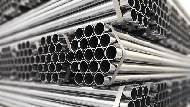 Çelik ihracatı 4 ayda miktarda düştü, değerde arttı