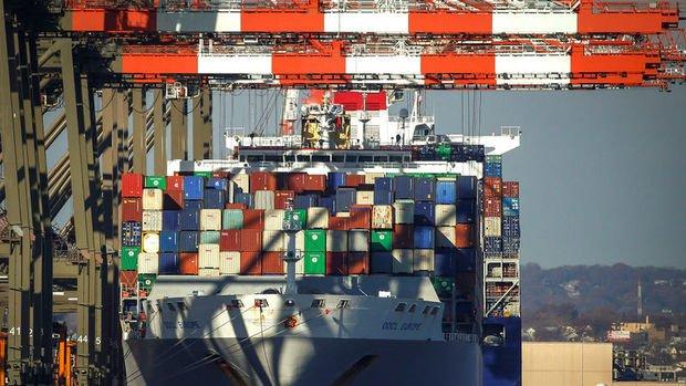 ABD'de ticaret açığı 6 ayın en düşüğünde