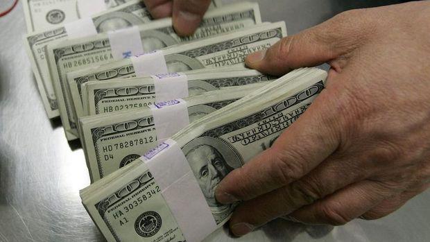 Finans dışı şirketlerin net döviz açığı Şubat'ta 222.7 milyar dolar